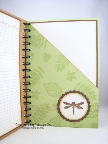 Journal Pocket #1