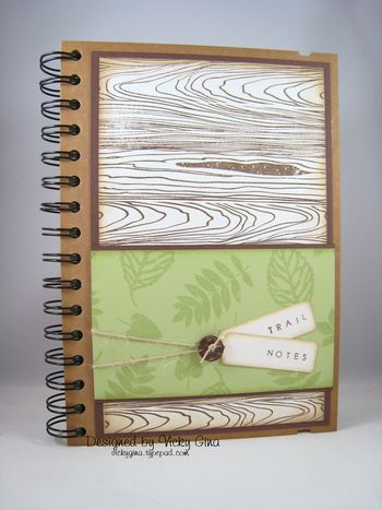 Journal Cover - After