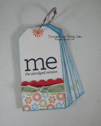 Tag Book - Cover